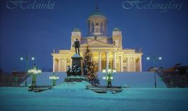Чем заняться в Хельсинки зимой или стоит ли заезжать в столицу Финляндии
