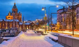 Хельсинки: друг, который всегда вам рад