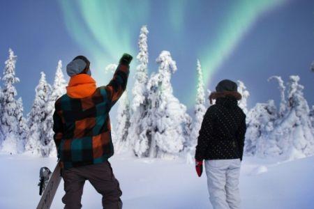 Тур на горнолыжный курорт Рука