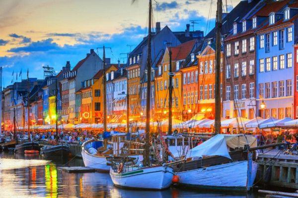 Обзорная экскурсия по Копенгагену