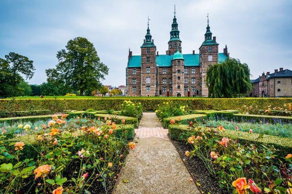 Замок Розенборг