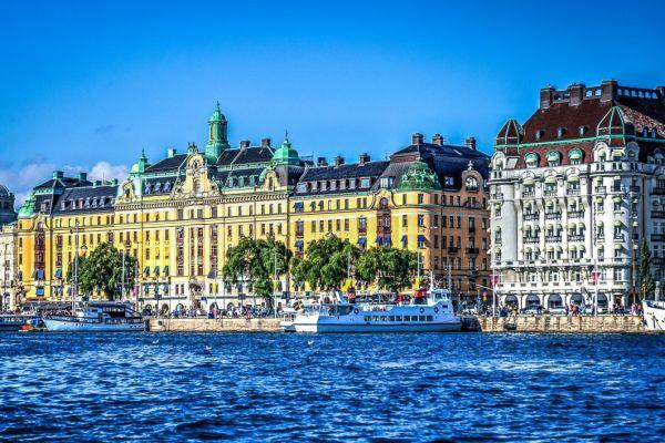 Авиатур Швеция Норвегия Дания
