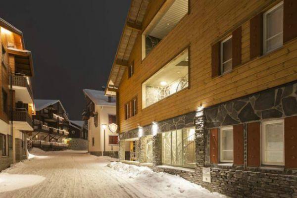 Alppitähti Studio (19-22,5 m²)