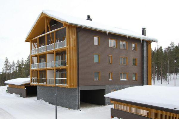 Tunturinlaita C9 (58 m²)
