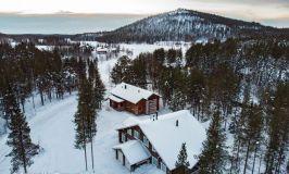 Зняти казковий котедж у Фінляндії на Новий рік або Різдво 2021