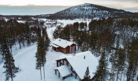 Снять сказочный коттедж в Финляндии на Новый год или Рождество 2021
