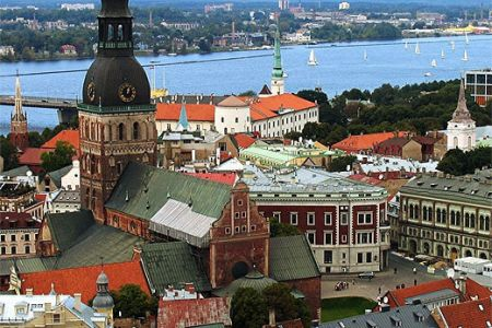 Тур по столицям Прибалтики