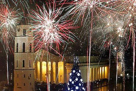 Новогодний круиз: Латвия - Швеция - Литва