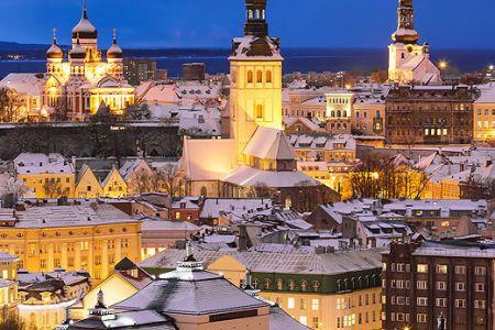 Новогодний круиз: Латвия - Швеция - Таллинн
