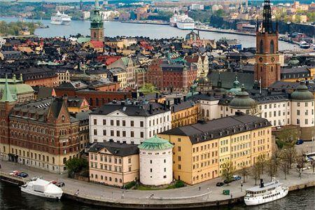 Круїз по Прибалтиці та Стокгольм