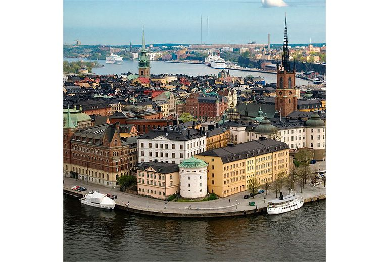 питание в автобусных турах по скандинавии