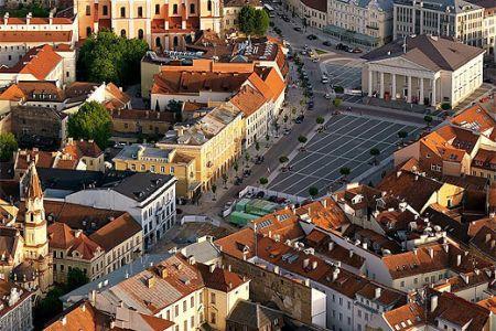 Вихідні у Вільнюсі