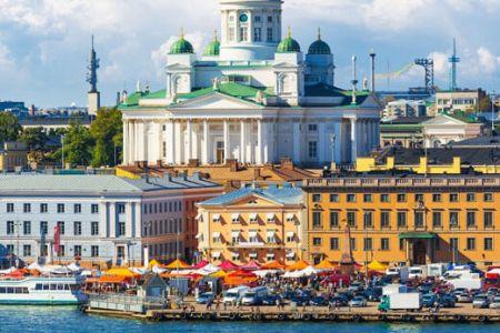 Автобусный тур по столицам Прибалтики и Хельсинки