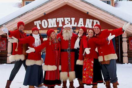 Новогодний круиз к шведскому Санте