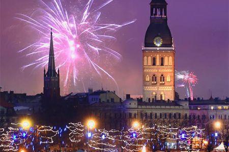 Новогодний круиз по Прибалтике и Хельсинки