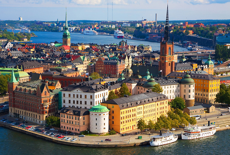 Та самая Прибалтика + отдых на Балтийском побережье