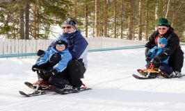 Фінляндія взимку: розваги в Лапландії
