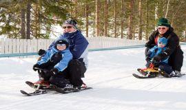 Финляндия зимой: развлечения в Лапландии