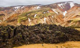 Горы Исландии, которые вас очаруют