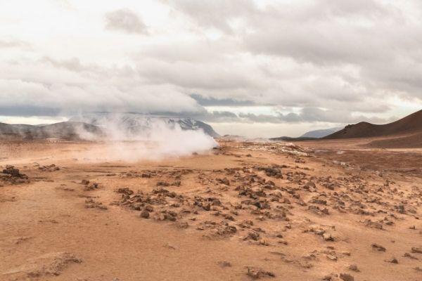 Геотермальная зона Намаскард