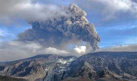 ТОП-9 вулканов Исландии, с которыми шутки были плохи