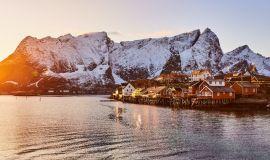 Климат Норвегии или насколько холодно в стране викингов