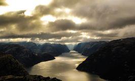 Норвежские фьорды: расположение на карте и общая информация