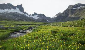 Времена года Норвегии: чем хороши и чем заняться