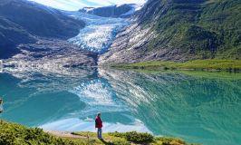 Встигніть відвідати льодовики Норвегії, поки вони не розтанули