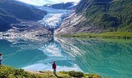 Успейте посетить ледники Норвегии, пока они не растаяли