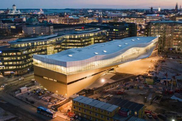Корпоративний тур у Фінляндію та Швецію