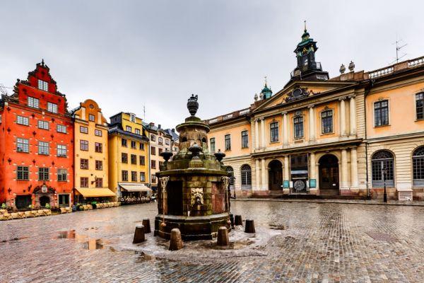 Корпоративный тур в Финляндию и Швецию