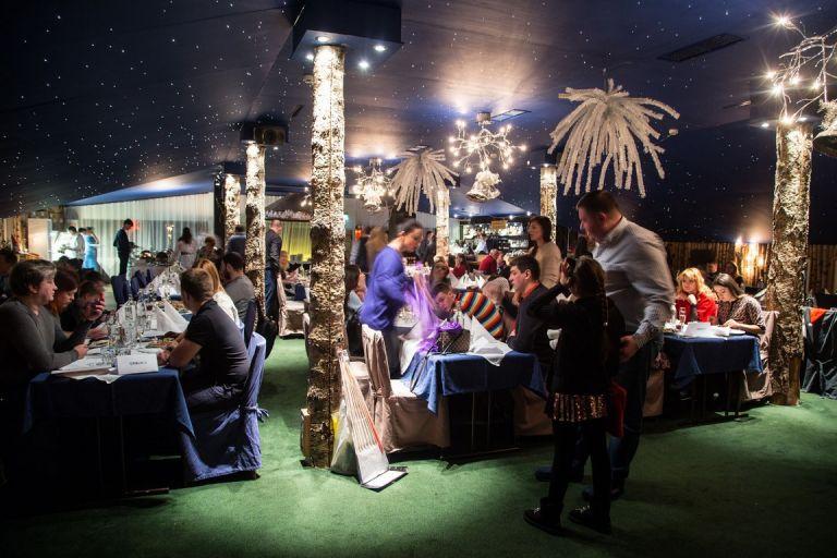 Новорічні вечері в Леві - 2019