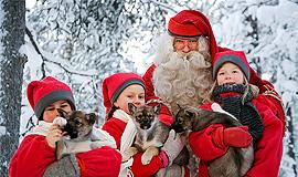 Новый Год в Лапландии