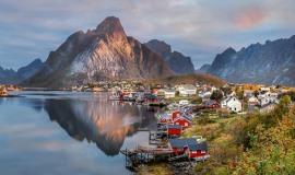 Каталог рыболовных баз Норвегии