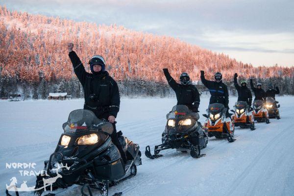 Тур на гірськолижний курорт Леві на старий Новий рік