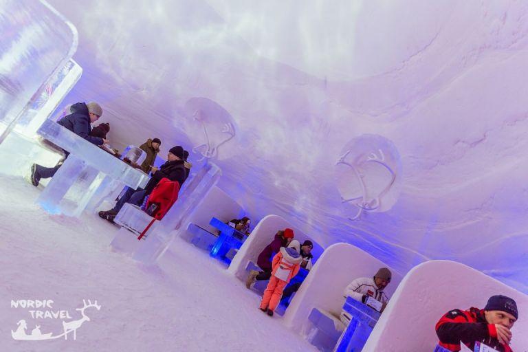 Сніговий замок Лайніо