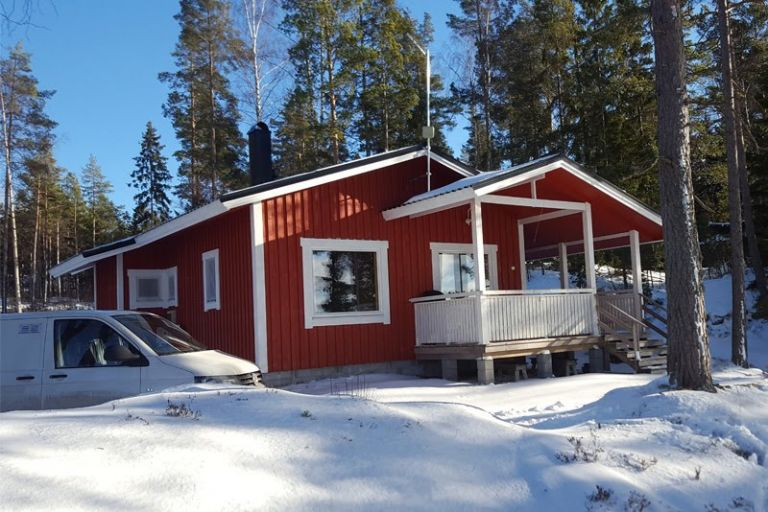 Риболовля на південному заході Фінляндії