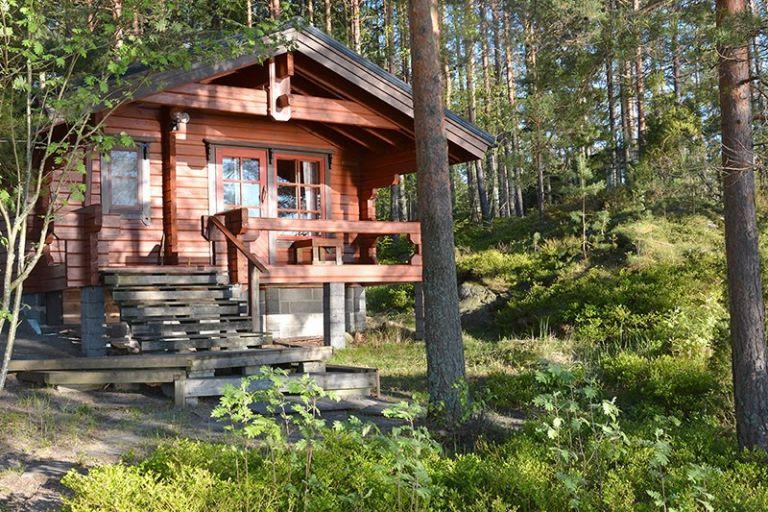 Рыбалка на юго-западе Финляндии