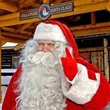 Тур на Різдво до Санти (Вуокатті)