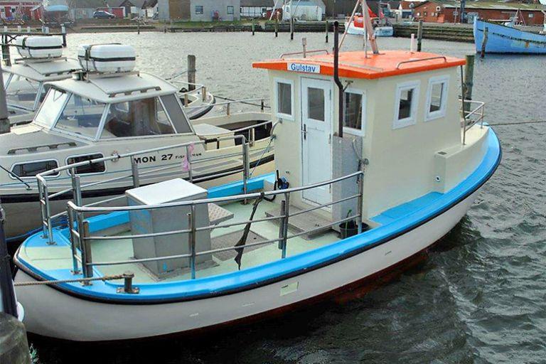 Морська риболовля в Данії