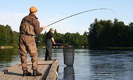 Правила рыбалки в Финляндии