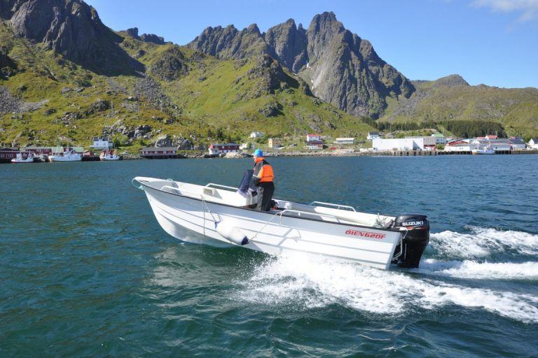 Рыбалка на Лофотенских островах (Баллстад)