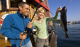 Сезони риболовлі в Норвегії
