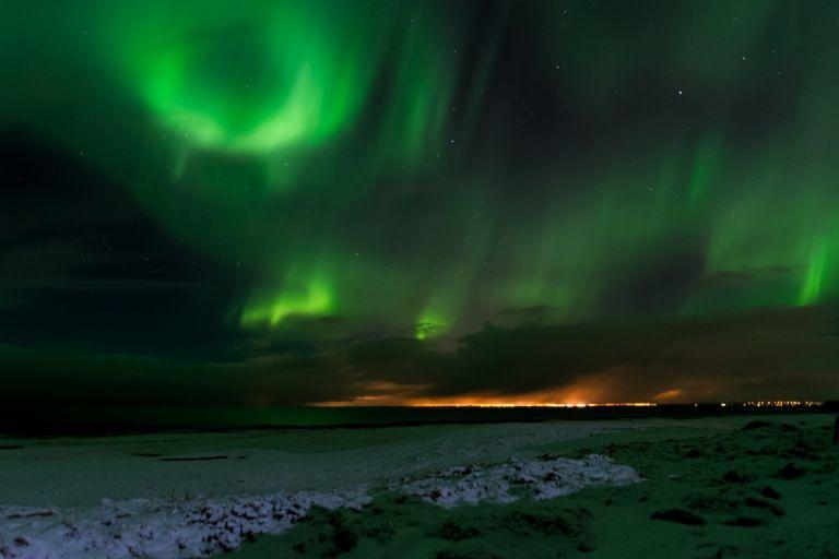 Новый год в Исландии