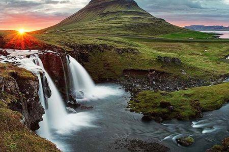 Панорамный тур по Исландии