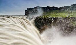Деттифосс - самый мощный водопад Европы