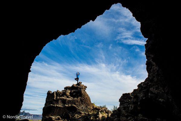 Короткий тур вокруг Исландии