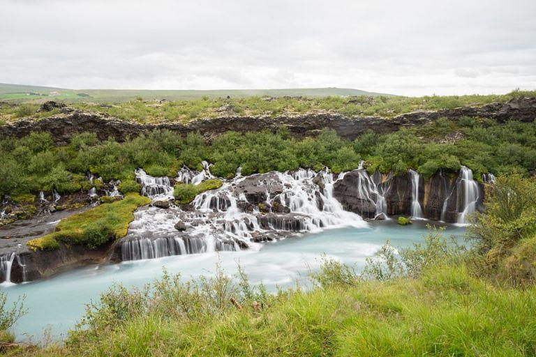 Золотое и Серебрянное кольцо Исландии