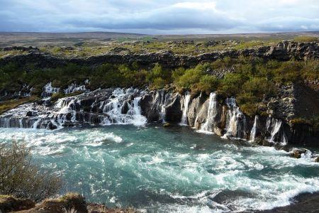 Золоте та Срібне кільце Ісландії